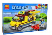 Конструктор URBAN 261дет. 10648