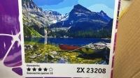 """Картина по номерам """"Горы"""" ZX 23208"""