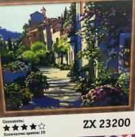 """Картина по номерам """"Картина в рамке"""" ZX 23200"""