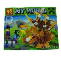 Лего Мой Мир 136дет. 33121