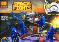 Конструктор 10367 Звездные Войны Артиллерия клонов