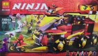 Конструктор 10325 Ninja Броневик