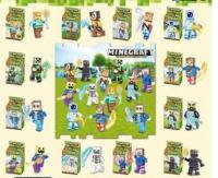 Мини-наборы герои из кубиков 18002