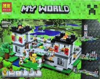 Конструктор MY WORLD 10472
