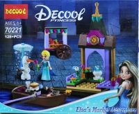 Конструктор Decool Princess 70221