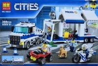 Конструктор Cities 10657 Полиция