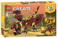 Конструктор BELA 11044 Creator Мифические существа