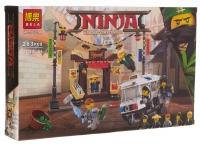 Лего Ниндзя 263дет. 10714