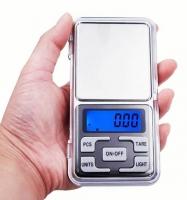 Весы ювелирные 0,01-200гр карманные
