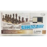 Набор Шахматы,шашки,Нарды 3в1 33028B